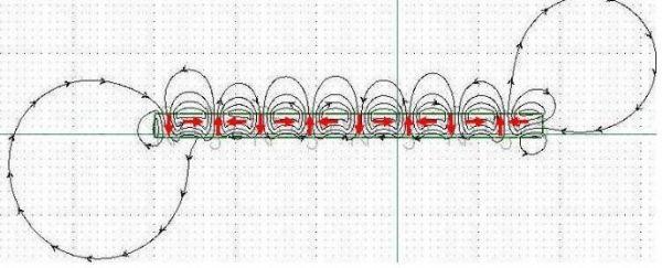 Halbach array magnet motor for Halbach array motor generator